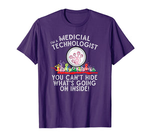 Medical Technologist Laboratory Technician Lab Week TShirt