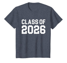 Afbeelding in Gallery-weergave laden, Class Of 2026 Future Graduation Gift Cool T-Shirt