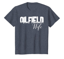 Afbeelding in Gallery-weergave laden, Cute Oilfield Wife T-Shirt