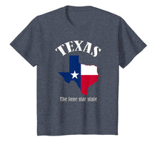 Afbeelding in Gallery-weergave laden, Texas The Lone Star State T-Shirt