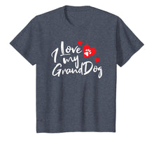 Afbeelding in Gallery-weergave laden, I Love My Granddogs Tshirt Funny Dog Lovers Grandparent Gift