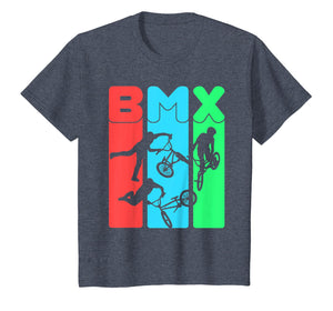 Eat Sleep BMX Repeat T-Shirt Bicycle Funny Gift Motocross