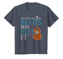 Afbeelding in Gallery-weergave laden, Blues Music T-Shirt Music Band Lover Guitar Teacher Tee
