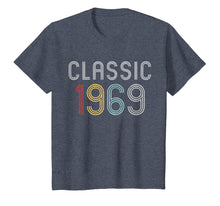 Afbeelding in Gallery-weergave laden, 50th Birthday Vintage Classic Gift shirt 1969 T-Shirt