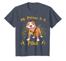 Afbeelding in Gallery-weergave laden, My Patronus is a Pitbull Dog Christmas Tshirt Gifts