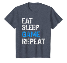 Afbeelding in Gallery-weergave laden, Eat Sleep Game Repeat Shirt Video Gamer Gifts Gaming Players