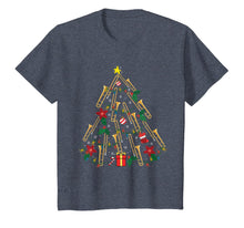 Afbeelding in Gallery-weergave laden, Trombone Christmas Tree Ornaments Funny Music Band Xmas Gift T-Shirt