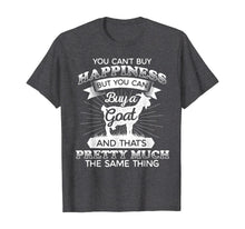 Afbeelding in Gallery-weergave laden, You can't buy Happiness but a Goat - Goat Lover T-Shirt