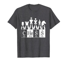 Afbeelding in Gallery-weergave laden, Chess sets periodic table elements t shirt gift for kids men