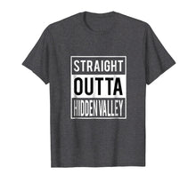 Afbeelding in Gallery-weergave laden, Straight Outta Hidden Valley Gift Houston Tshirt