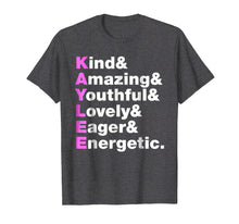 Afbeelding in Gallery-weergave laden, Kaylee Name Gift - Personalized Kaylee T-Shirt