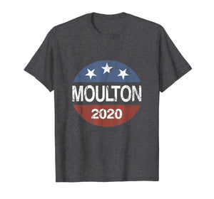 Seth Moulton 2020 46th President T-Shirt