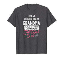 Afbeelding in Gallery-weergave laden, Cool Mothers Day T-Shirt Mushroom Hunting Grandma