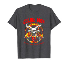 Afbeelding in Gallery-weergave laden, My Hear Sans attendre-Celine Go On Dion T-shirt Cool