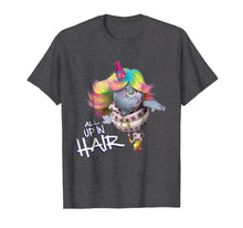 Afbeelding in Gallery-weergave laden, DreamWorks' Trolls All up in Hair T-Shirt