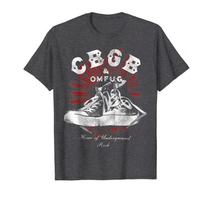 CBGB - Pumped Up Kicks T-Shirt