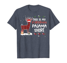 Afbeelding in Gallery-weergave laden, This Is My Christmas Pajama Shirt Deer Xmas Costume T-Shirt