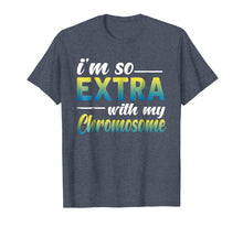 Afbeelding in Gallery-weergave laden, down syndrome extra chromosome t shirt gift boy girl kids