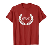 Afbeelding in Gallery-weergave laden, SPQR Shirts for Men | Roman Empire