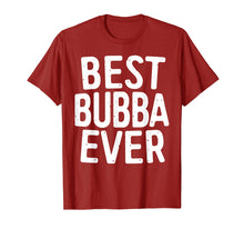 Afbeelding in Gallery-weergave laden, Mens Best Bubba Ever T-Shirt Brother Gift Shirt