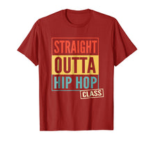 Afbeelding in Gallery-weergave laden, Straight Outta Hip Hop Dance Class T-Shirt Dancer Gift Shirt