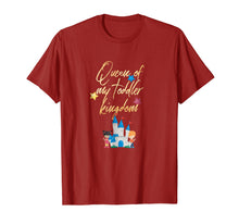 Afbeelding in Gallery-weergave laden, Daycare Provider Tshirt - Queen of My Toddler Kingdom