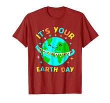 Afbeelding in Gallery-weergave laden, Its Your Earth day shirt