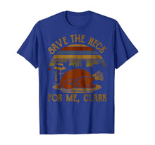 Afbeelding in Gallery-weergave laden, Save the neck for mess clark vintage T-Shirt T-Shirt