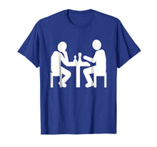 Afbeelding in Gallery-weergave laden, Chess players T-Shirt