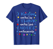 Afbeelding in Gallery-weergave laden, Apraxia Awareness Shirt Love & Support Apraxia Kids Gift