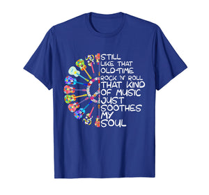 Still Like That Od-Time Rock N Roll Guitar Hippie T-shirt