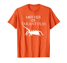 Afbeelding in Gallery-weergave laden, Cute & Unique White Mother of Tarantulas T-shirt E010521