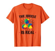 Afbeelding in Gallery-weergave laden, Juggling T-Shirt for People who Jugglers The Juggle is Real