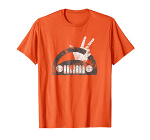 The Jeep Wave You Get It or You Don't Distressed T-Shirt