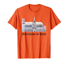 Afbeelding in Gallery-weergave laden, Notre Dame de Paris Cathedral T-Shirt