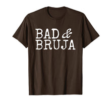 Afbeelding in Gallery-weergave laden, Bad and Bruja Shirt Bad Bruja Gift