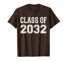 Afbeelding in Gallery-weergave laden, class of 2032 grow with me shirt