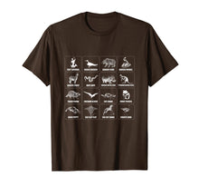 Afbeelding in Gallery-weergave laden, Internet Meme Animals Shirt Funny Animal Names Of The World