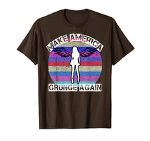Afbeelding in Gallery-weergave laden, Make America Grunge Again Seattle Rock Distressed T-Shirt