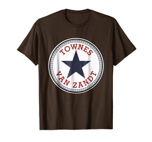 Townes Van Zandt Lone Star State For Men Woman shirt