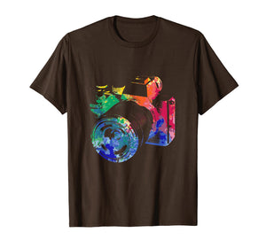Photographer Watercolor Camera Photo Photography Gift Shirt