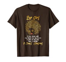 Afbeelding in Gallery-weergave laden, I'm a Leo Girl Shirt Funny Birthday T-Shirt for Women