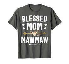Afbeelding in Gallery-weergave laden, Blessed Mom And Mawmaw Mothers Day T-Shirt