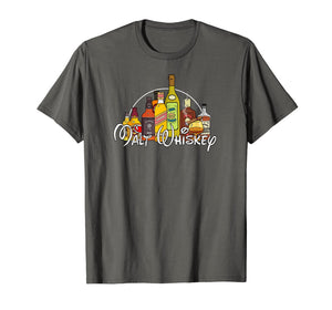 Malt Whiskey T-shirt for Men Woman 5 colors