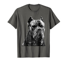 Afbeelding in Gallery-weergave laden, Italian Mastiff Head Cane Corso Dog T-Shirt