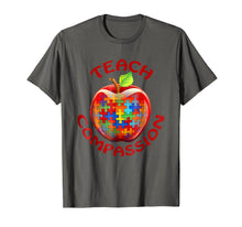 Afbeelding in Gallery-weergave laden, Teach Compassion Autism Awareness T-shirt