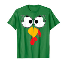 Afbeelding in Gallery-weergave laden, Stethoscope Turkey Face Nurse Thanksgiving Funny Nurse Gifts T-Shirt