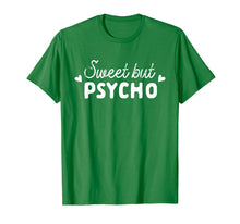 Afbeelding in Gallery-weergave laden, Cute Sweet but Psycho T-Shirt for Women