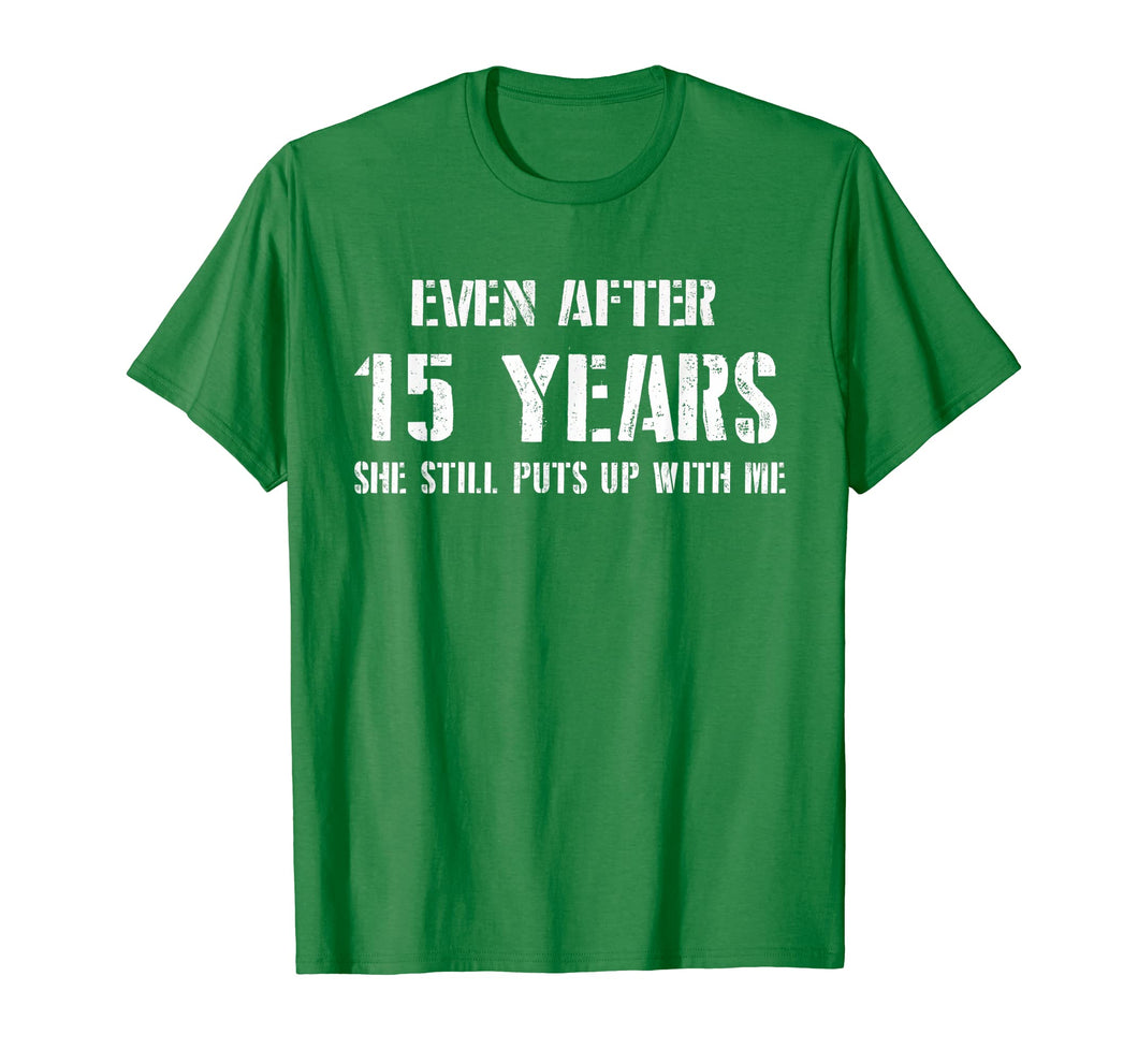 Mens Funny Anniversary Gifts For Him - 15 Years Anniversary Gifts