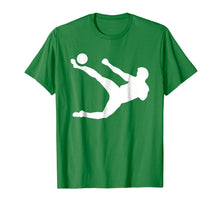 Afbeelding in Gallery-weergave laden, Soccer player T-Shirt